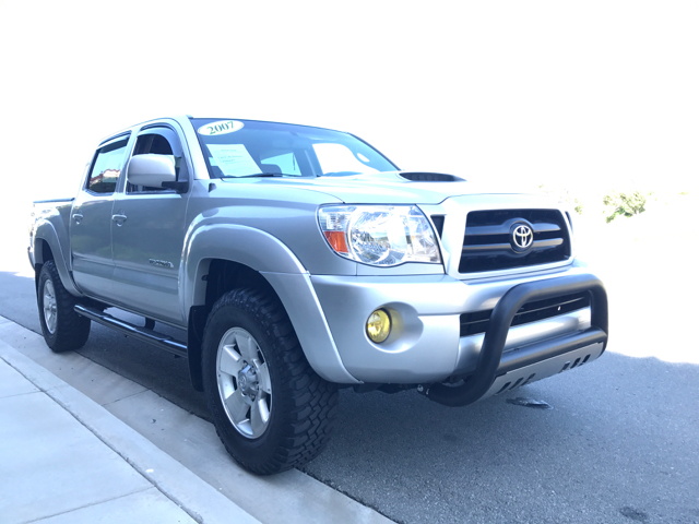2007 Toyota Tacoma V6 4dr Double Cab 4WD 5.0 ft. SB (4L V6 5A) - Spring Valley CA