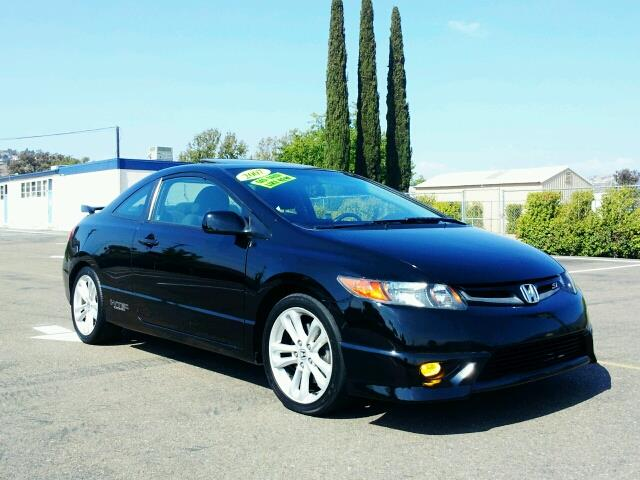2006 honda civic si coupe in spring valley ca import motors. Black Bedroom Furniture Sets. Home Design Ideas