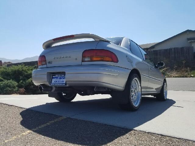 1999 Subaru Impreza AWD L 2dr Coupe - Spring Valley CA