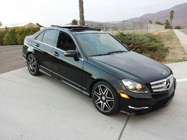 2013 Mercedes-Benz C-Class C300 4MATIC AMG Sport Sedan - Spring Valley CA