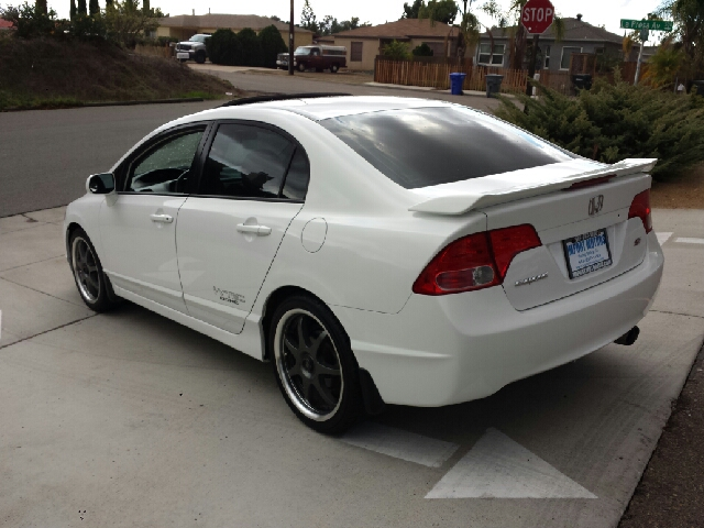 2007 honda civic si sedan w performance tires in spring. Black Bedroom Furniture Sets. Home Design Ideas