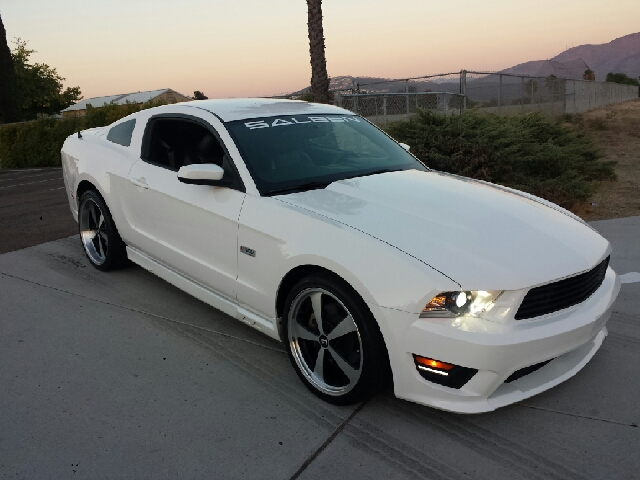 2011 Ford Mustang Saleen For Sale In Spring Valley Long