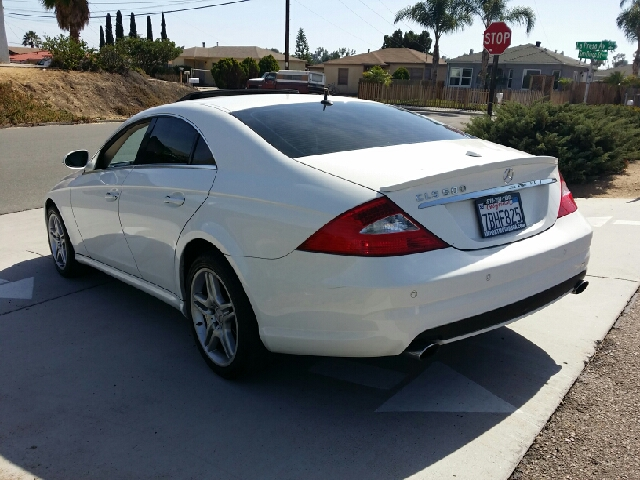 2006 mercedes benz cls class cls500 amg sport package in. Black Bedroom Furniture Sets. Home Design Ideas