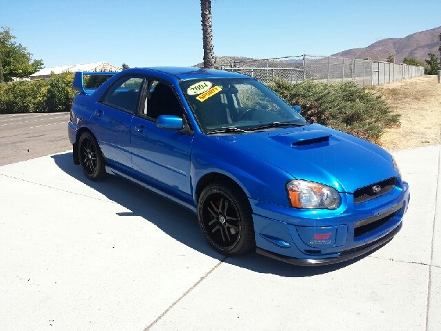 2004 subaru impreza wrx w sti conversion for sale in Subaru valley motors