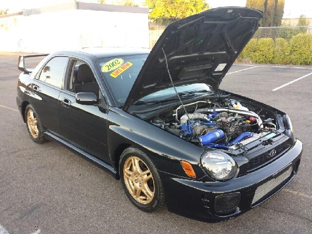 2002 subaru impreza wrx w sti conversion for sale in for Subaru cumberland valley motors