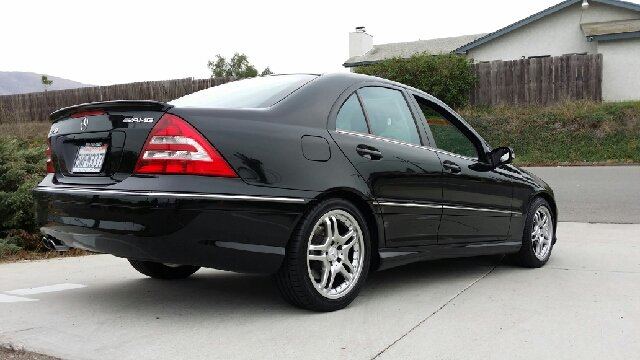 2007 mercedes benz c class c230 amg sport package for sale for Mercedes benz c230 amg
