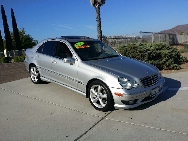 2005 mercedes benz c class c230 kompressor 4dr sedan in spring valley ca import motors. Black Bedroom Furniture Sets. Home Design Ideas