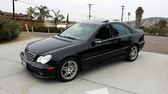 2007 mercedes benz c class c230 amg sport package in for Mercedes benz 2007 c230