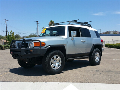 2007 Toyota FJ Cruiser for sale in Spring Valley, CA