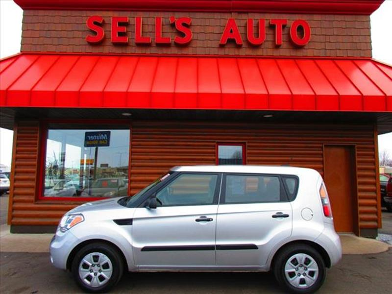 2011 Kia Soul 4dr Wagon   Saint Cloud MN