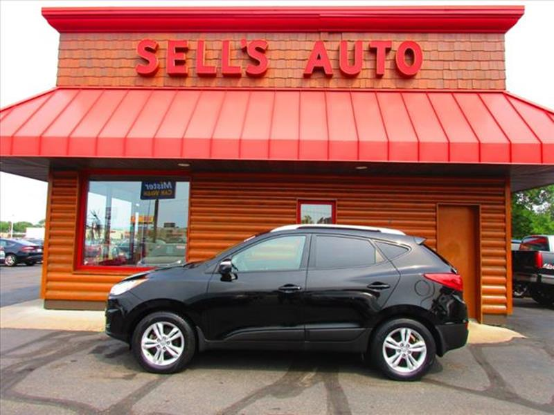2012 Hyundai Tucson GLS 4dr SUV   Saint Cloud MN