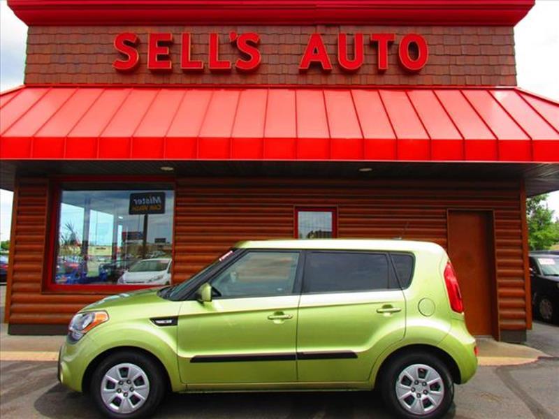 2012 Kia Soul 4dr Wagon 6A   Saint Cloud MN