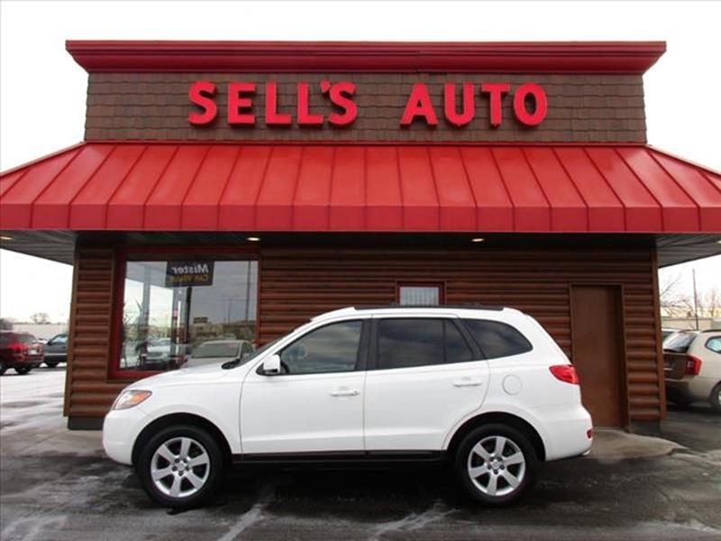 2007 Hyundai Santa Fe For Sale In Saint Cloud, MN