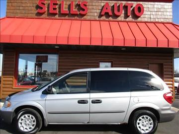 2002 Chrysler Voyager for sale in Saint Cloud, MN