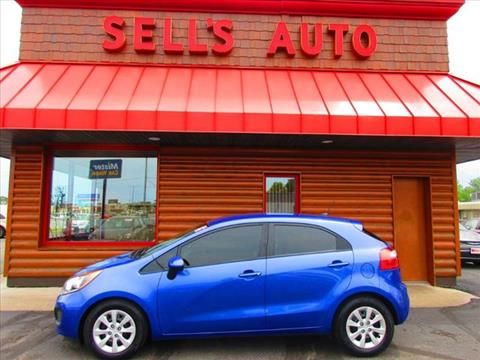 2015 Kia Rio5 For Sale In Saint Cloud, MN
