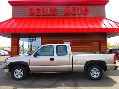 2002 Chevrolet Silverado 1500 for sale in Saint Cloud, MN