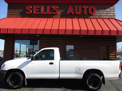 2001 Toyota Tundra for sale in Saint Cloud, MN