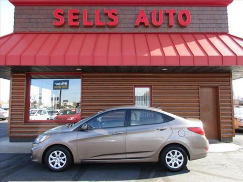 2014 Hyundai Accent for sale in Saint Cloud, MN