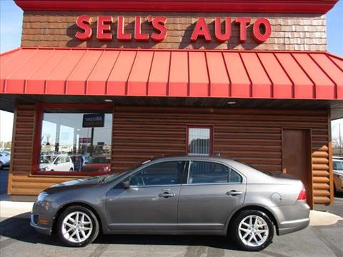2012 Ford Fusion for sale in Saint Cloud, MN