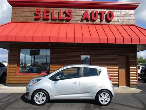 2013 Chevrolet Spark for sale in Saint Cloud, MN