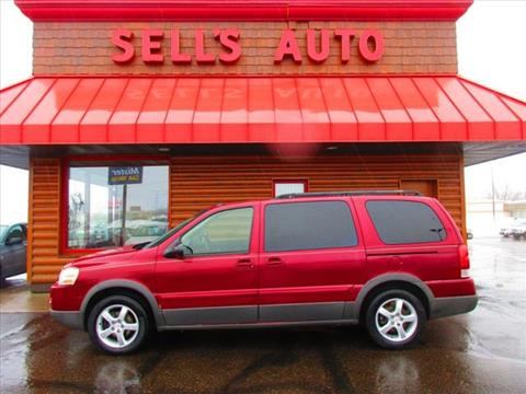 2005 Pontiac Montana SV6 for sale in Saint Cloud, MN