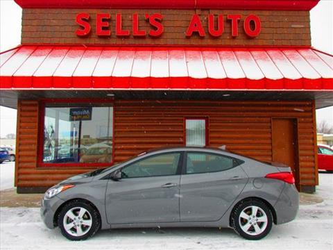 2013 Hyundai Elantra for sale in Saint Cloud, MN