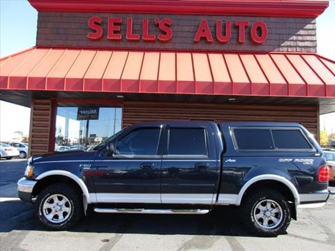 2001 Ford F-150 for sale in Saint Cloud, MN