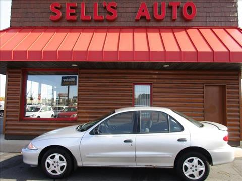 2001 Chevrolet Cavalier for sale in Saint Cloud, MN
