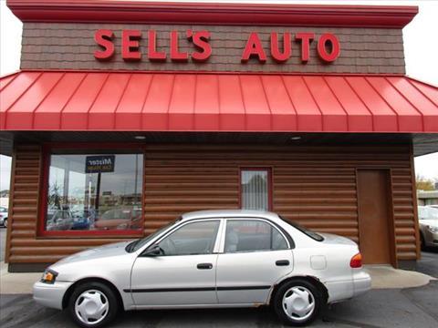 2001 Chevrolet Prizm for sale in Saint Cloud, MN