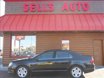 2010 Ford Fusion for sale in Saint Cloud, MN