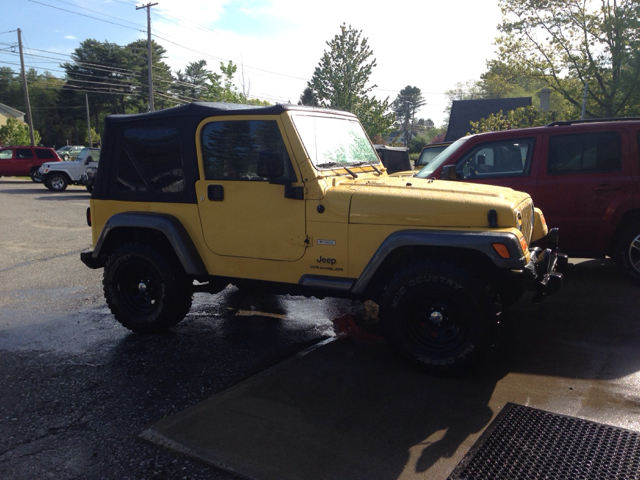2004 Jeep Wrangler for sale in Scarborough ME