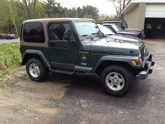 2002 Jeep Wrangler for sale in Scarborough ME