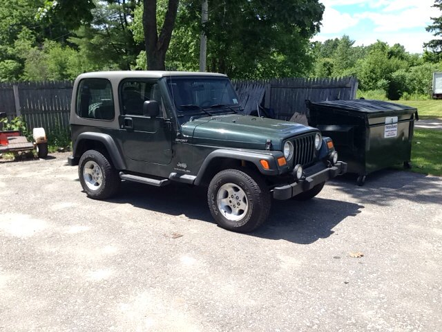 2003 Jeep Wrangler for sale in Scarborough ME
