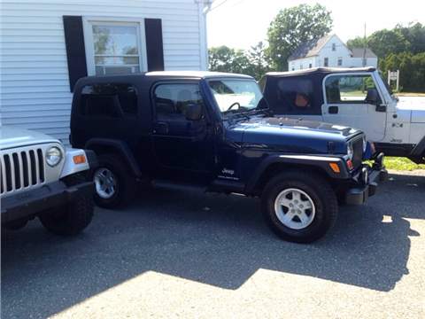 jeep wrangler for sale maine. Black Bedroom Furniture Sets. Home Design Ideas