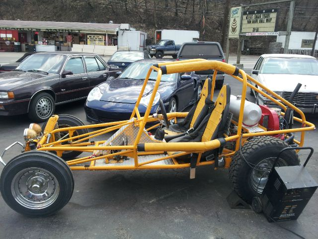 1990 VW Buggy VW RAIL