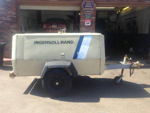 1900 Ingersoll-rand Air Compressor