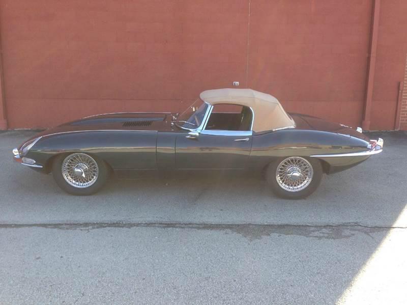 1966 Jaguar XK-Series