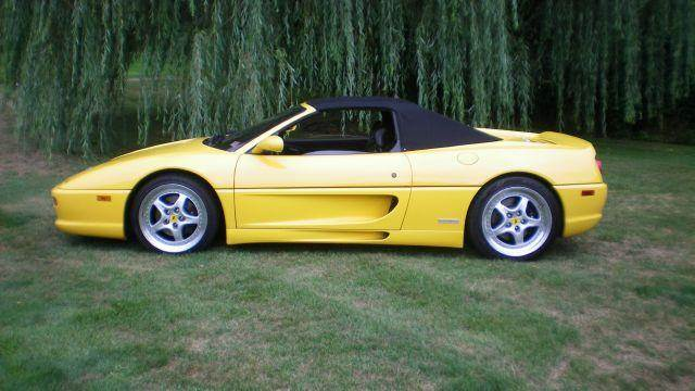 1997 Ferrari E4