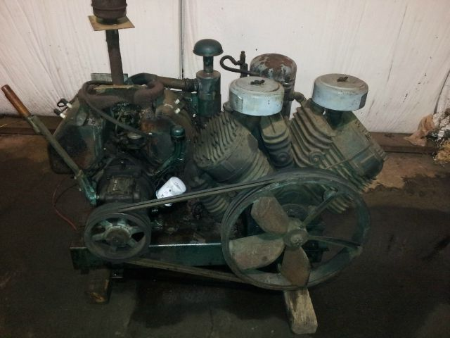 1990 Borg Warner Compressor
