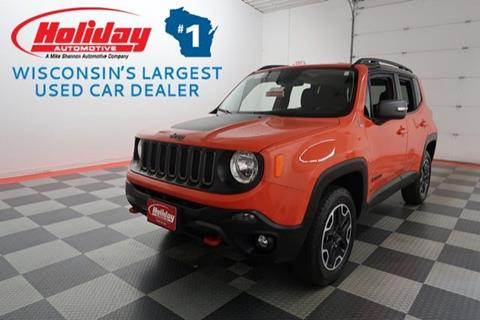 2017 Jeep Renegade for sale in Fond Du Lac, WI