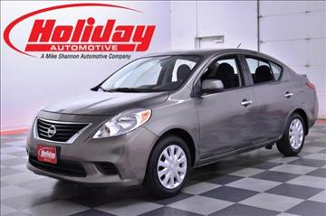 2014 Nissan Versa for sale in Fond Du Lac, WI