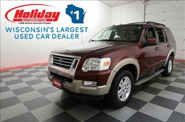 2010 Ford Explorer for sale in Fond Du Lac, WI