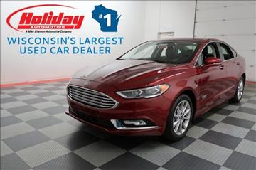 2017 Ford Fusion Energi for sale in Fond Du Lac, WI