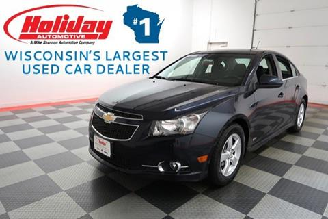 2014 Chevrolet Cruze for sale in Fond Du Lac, WI