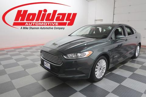 2015 Ford Fusion Hybrid for sale in Fond Du Lac, WI