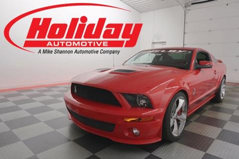 2008 Ford Shelby Gt500 For Sale Carsforsale Com