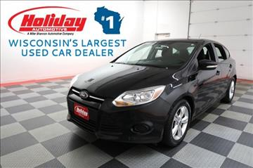 2013 Ford Focus for sale in Fond Du Lac, WI