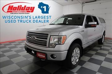 2011 Ford F-150 for sale in Fond Du Lac, WI