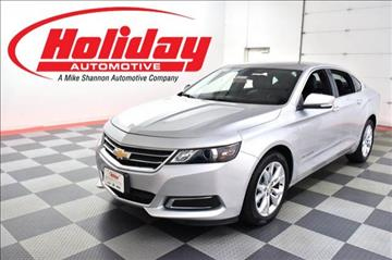 2017 Chevrolet Impala for sale in Fond Du Lac, WI