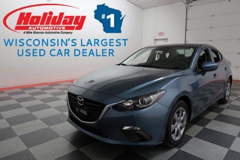 2014 Mazda MAZDA3 for sale in Fond Du Lac, WI